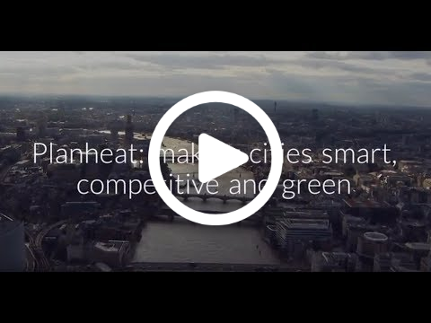 PLANHEAT – Let's decarbonise your city's heating & cooling system!
